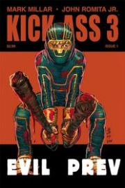 Kick-Ass 3 Comics